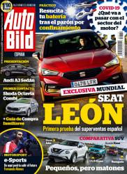 Nº 610 AUTO BILD ESPAÑA