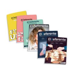 PACK COMPLETO EL REFERENTE: Todas las ediciones