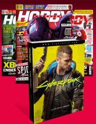 Suscripción Hobby Consolas con regalo Guía Cyberpunk 2077